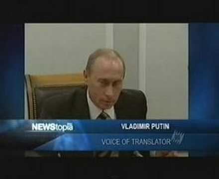 topia  I can't translate Putin