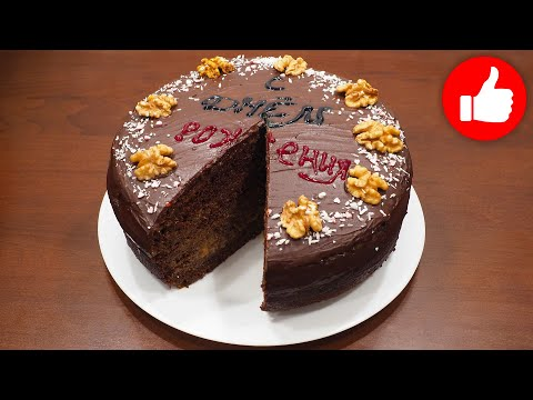 Торт шоколад на кипятке рецепт в мультиварке