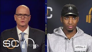 Sensational rookie Donovan Mitchell joins SVP | SC with SVP | ESPN
