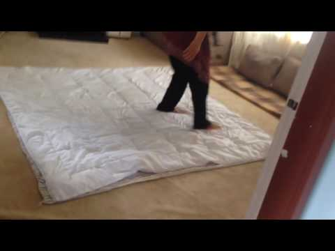 Life hack with duvet cover will change your life