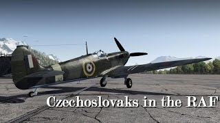"""""""Czechoslovak Pilots in the RAF"""" - a War Thunder movie by Haechi"""