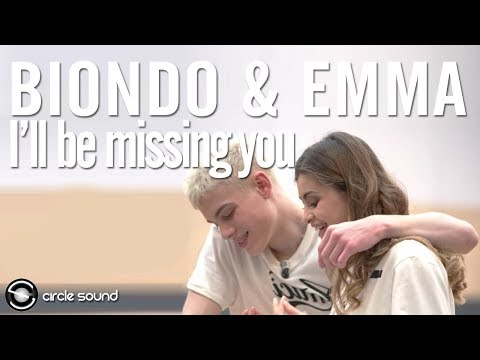Emma Muscat & Biondo - I'll be Missing You ⎮ (Testo)