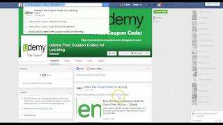 How To Get Paid Udemy Courses Free Without Black Hat Tactics