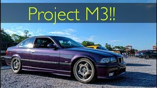 homepage tile video photo for Project M3 SURVIVED the first FULL TRACK DAY!