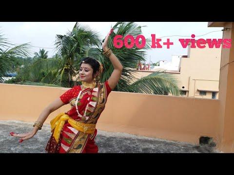 Bodhu kon alo laglo choke dance: Rabindranritya: Tagore song: Chitrangada dance drama