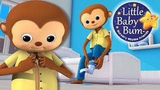 Getting Dressed Song | Little Baby Bum | Nursery Rhymes for Babies | Videos for Kids thumbnail