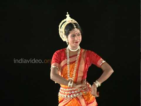Abhinaya in Odissi by Sujata Mohapatra - Part II