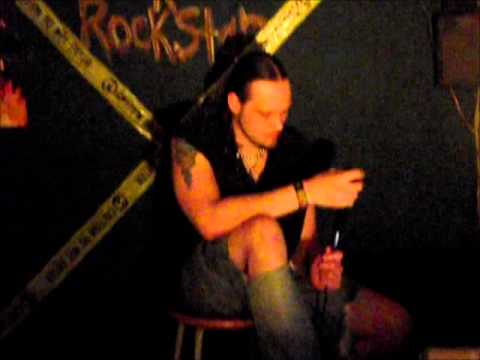 Rated R RockStar Cover of Slippin away