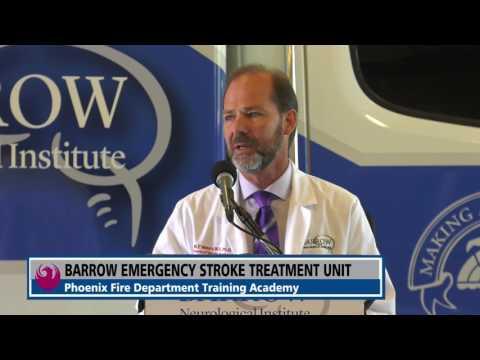 Barrow Emergency Stroke Treatment Unit | News Feed
