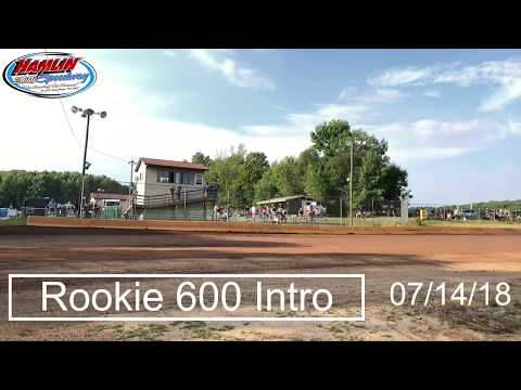 Rookie 600 Introduction Night | HIGHLIGHTS | 07/14/2018