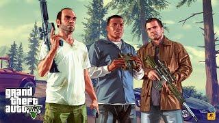 Grand Theft Auto V (PC) / Gta 5 - Cam greu cu polițiștii [Ep.1]