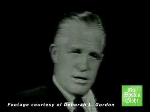 George Romney Brainwash interview on WKBD-TV 50