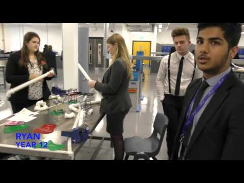 Medway UTC - A Day in the Life of a Medway UTC Student