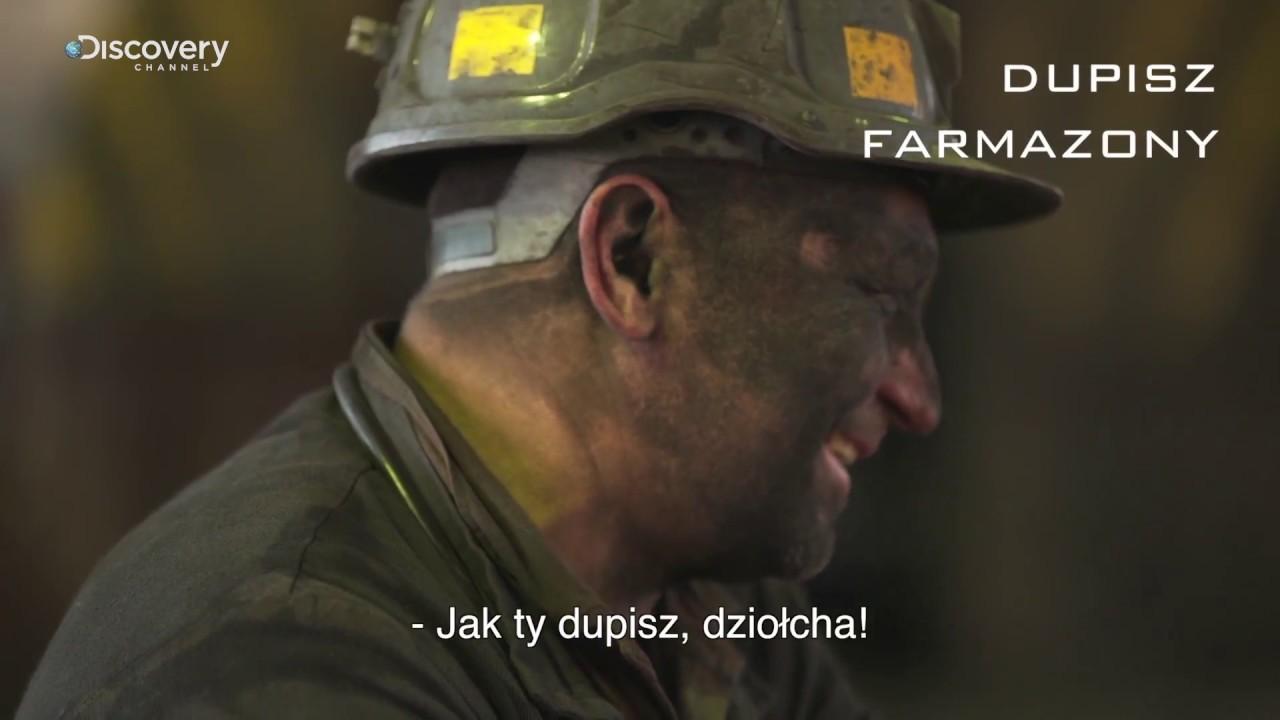 Górnicy PL | Śląsko godka: Dupisz farmazony | Discovery Channel