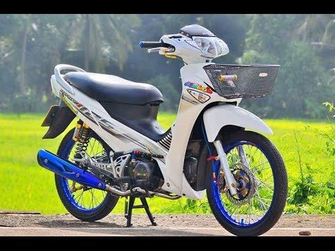 เวฟ125 แต่ง,สวย,ประเทศไทย EP5