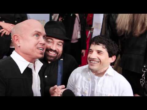 Martin Klebba, Danny Woodburn, Mark Povinelli  Mirror Mirror Premiere