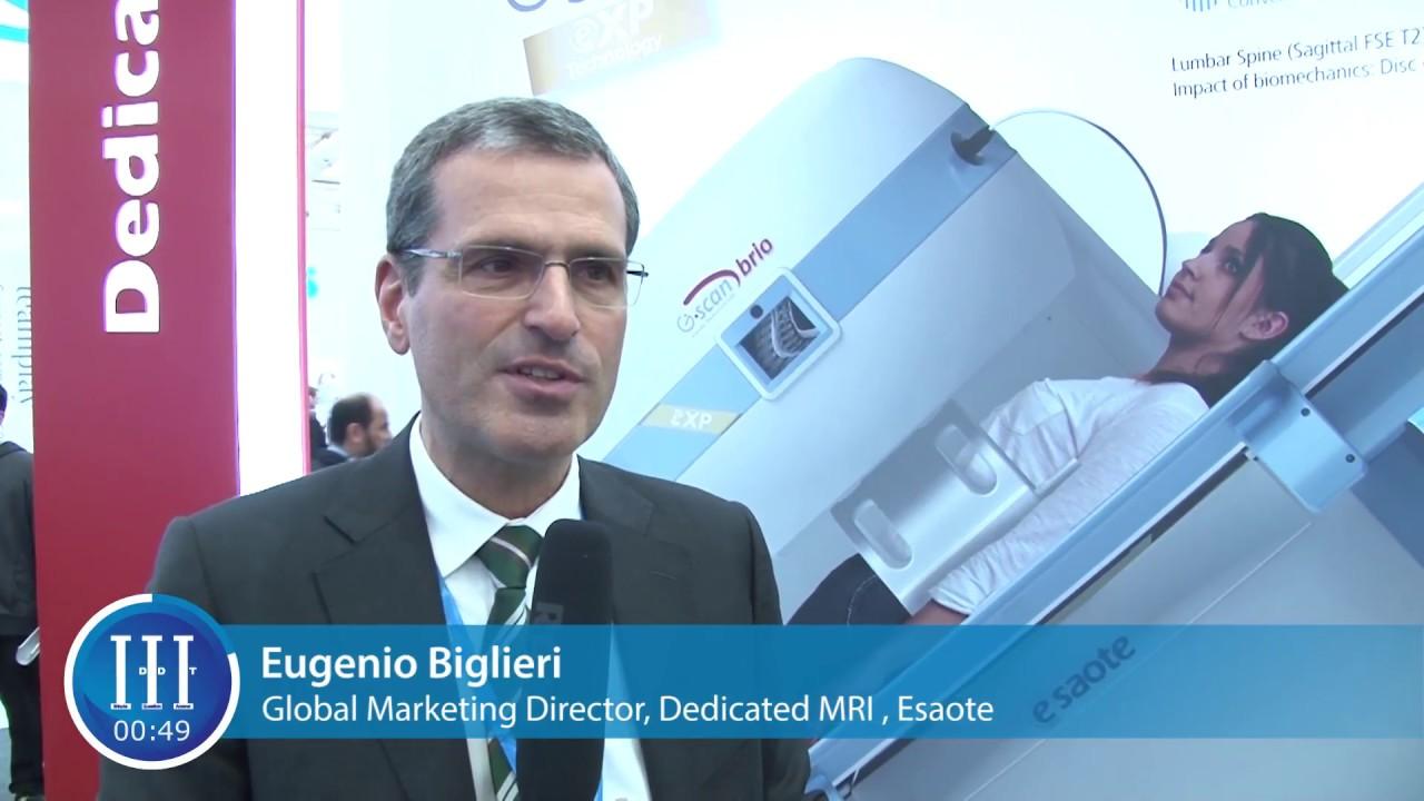 What is the new Evolution 15 MRI system? Eugenio Biglieri - YouTube