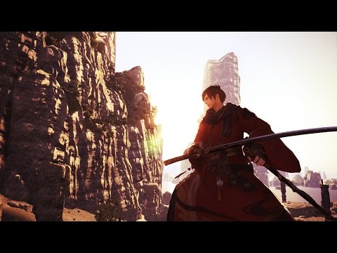 FINAL FANTASY XIV: Stormblood - Job Actions