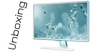 Monitor Samsung S24E360HL | Elegancia y frescura para tu Escritorio | Unboxing