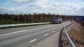 Scania LS 140 sound.