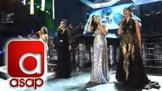 ASAP: Sarah, Angeline, Lani, Lea in diva showdown
