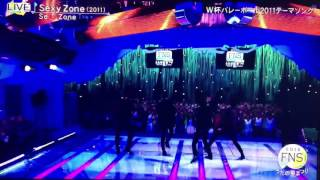FNS歌謡祭 Sexy Zone