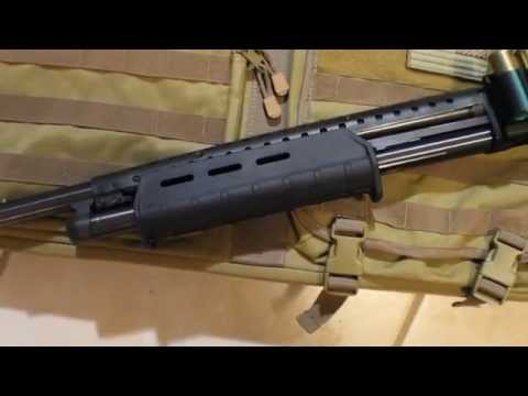 How-To: Keep Your Mossberg Heatshield w/ Magpul MOE Forend