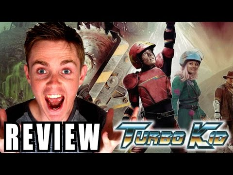 Turbo Kid - Movie Review