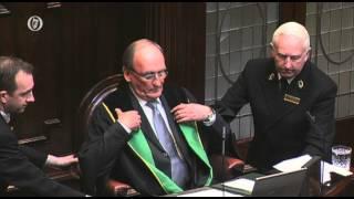 Dáil Éireann Tour - English Version