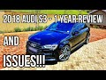 2018 Audi S3 Sedan / Saloon Review | 1 year review, spec thoughts and ISSUES