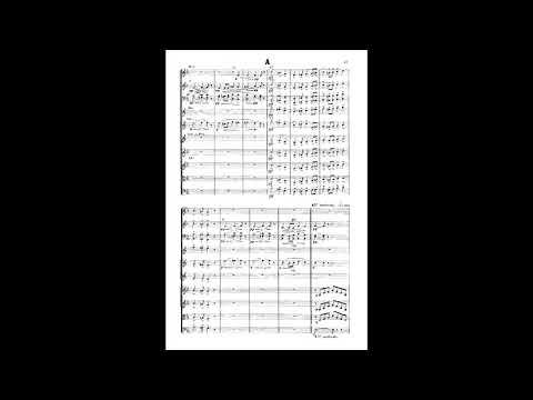 """Ж. Бизе Сюита из музыки в драме """"Арлезианка"""" # 2 WD DEEST"""