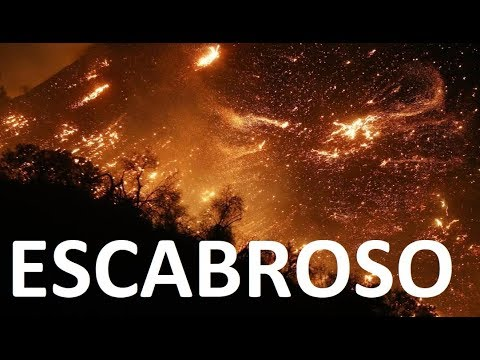TERRIBLE NOTICIA: 1 muerto y 90.000 hectáreas quemados en Ventura County California South