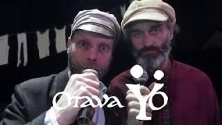 Otava Yo - Invitation to concerts in Belgium and Netherlands