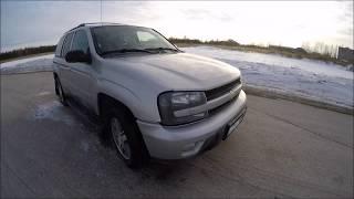 Chevrolet trailblazer: обзор, тест драйв, цены.
