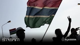 Gambia on edge - The Stream