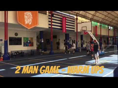 Day 18 | Basketball Workout | Effectively Using Your Screens | Vietnam Basketball Academy