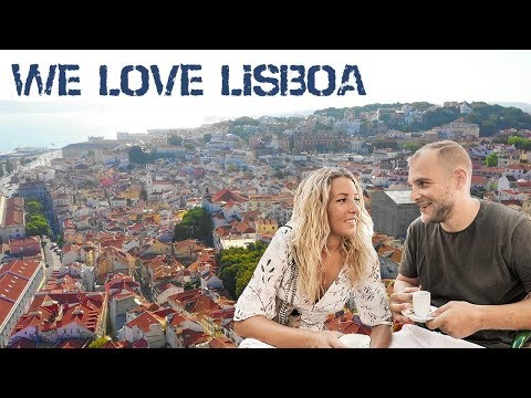 Why we fell in LOVE with LISBON 😍