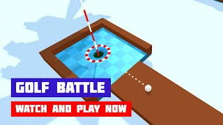 Golf Battle · Game · Gameplay