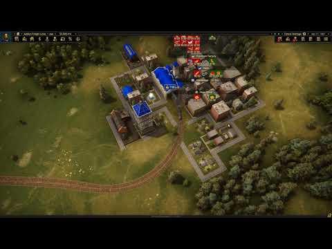S11:E7 Railroad Corporation - Civil War DLC - Mission 2 - Cotton Shortage - Part 4 |
