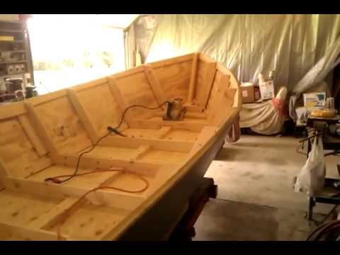 Home Built Seneca Pacific Dory