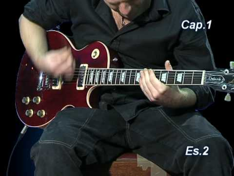 Gary Moore STYLE'Texas Strut Style' DVD Didattico Lesson Guitar Blues Antonio Allegro
