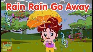 Rain rain go away | Nursery rhyme | Lagu Anak