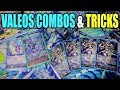 Valeos Blue Wave - Combos & Tips