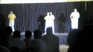 HCPA Talent Show - 12th Grade Dance Routine