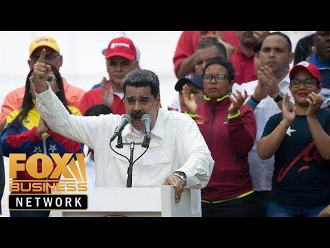 Venezuela's Maduro possibly looking to negotiate exit: Sources