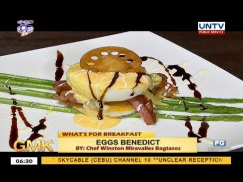 Eggs Benedict | What's For Breakfast