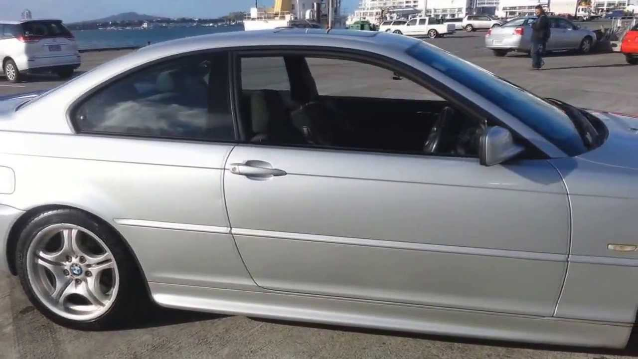 bmw 330ci m-sport 2001 e46 - youtube
