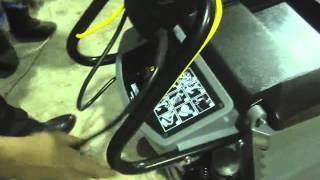 Поломоечная машина Karcher BR 530 EP