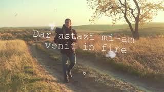 Andrei Ciurdas - Mi-e dor de acasa Official Lyric Video