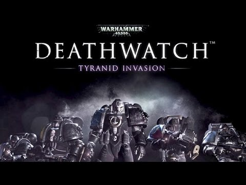 Warhammer 40K Deathwatch Tyranid Invasion - (iOS) Announce Trailer | Official Mobile Game (2015)